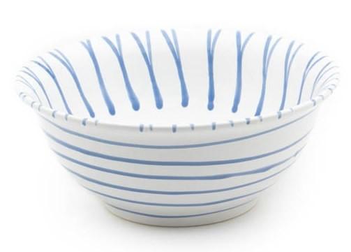 Gmundner Blaugeflammt Salatschüssel 26 cm