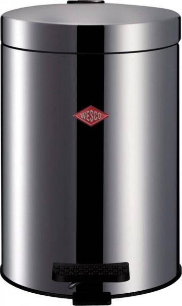 Wesco Kosmetik-Abfallsammler 5 Liter Edelstahl