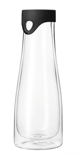 Leonardo Primo Wasserkaraffe doppelwandig 1,0 Liter
