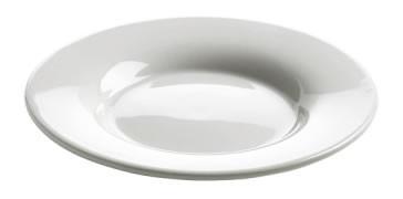 M&W White Basics Round Suppenuntertasse 17,5 cm