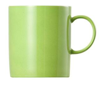 Thomas Sunny Day Apple Green Becher mit Henkel 0,30 L