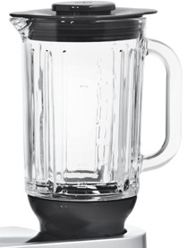 Kenwood AT358 ThermoResist Glas-Mixaufsatz 1,6 L