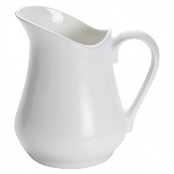 M&W White Basics Kitchen Krug 1,0 L