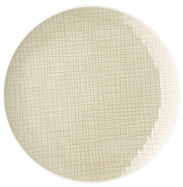 Rosenthal Mesh Colours cream Teller flach 27 cm