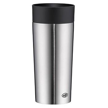 Alfi isoMug Plus Isolier-Trinkbecher Edelstahl 0,35L