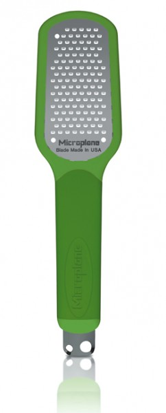 Microplane Ultimate Zitrusreibe grün