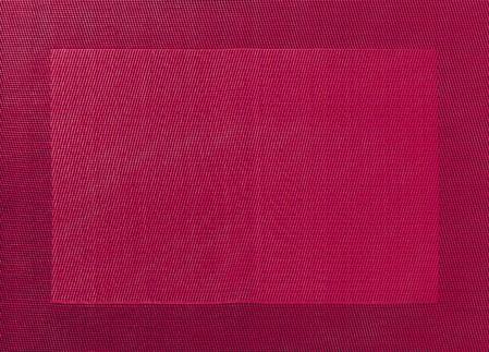 ASA Tischset mit gewebtem Rand 33,0 x 46,0 cm fuchsia