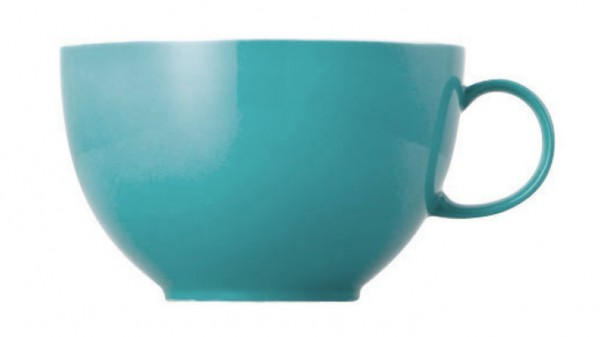 Thomas Sunny Day Turquoise Jumbo Obertasse 0,45 L