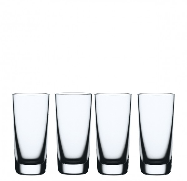 Nachtmann Vivendi Stamper Schnapsglas Set 4 Stück