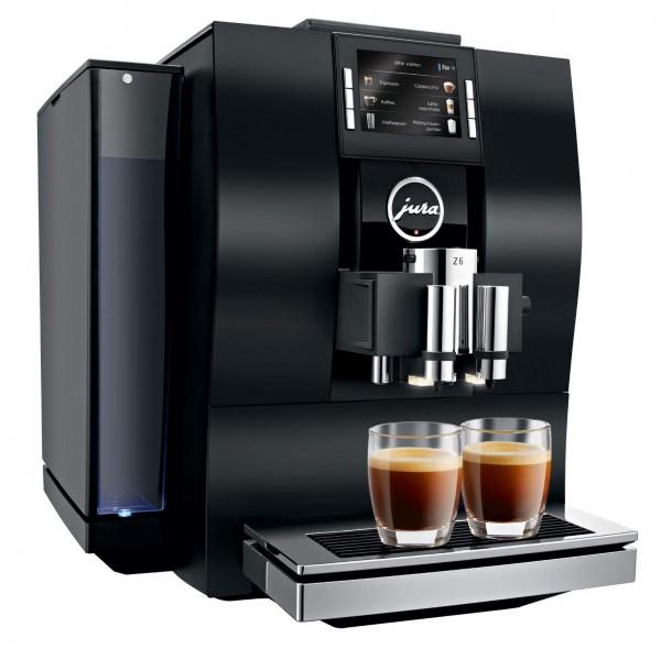 Jura Z6 Kaffeevollautomat schwarz