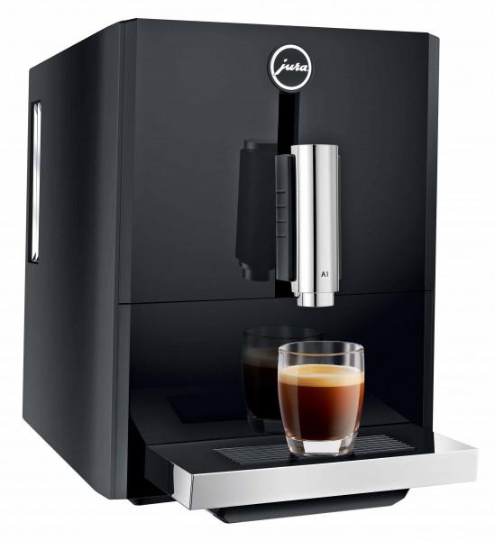 Jura A1 Kaffeevollautomat piano black