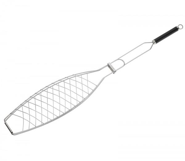 Küchenprofi Fischgrillzange Edelstahl 72 cm