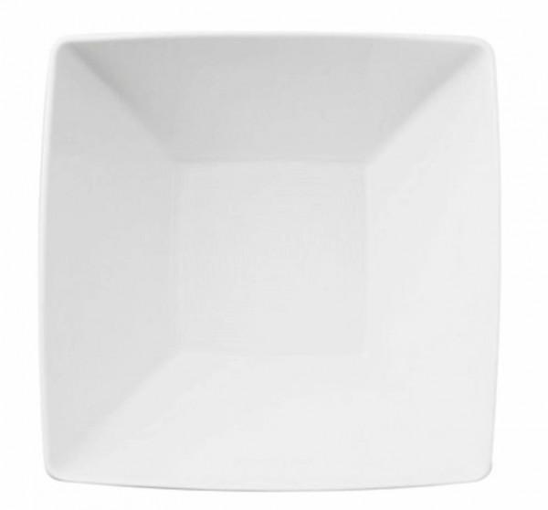 Thomas Loft Weiß Schüssel quadratisch 21 cm