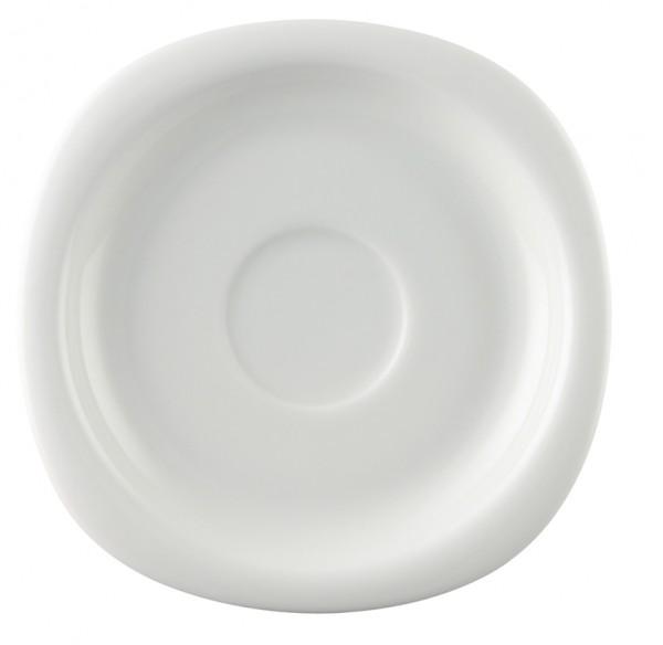 Rosenthal Suomi weiß Tee Untertasse 16,5 cm
