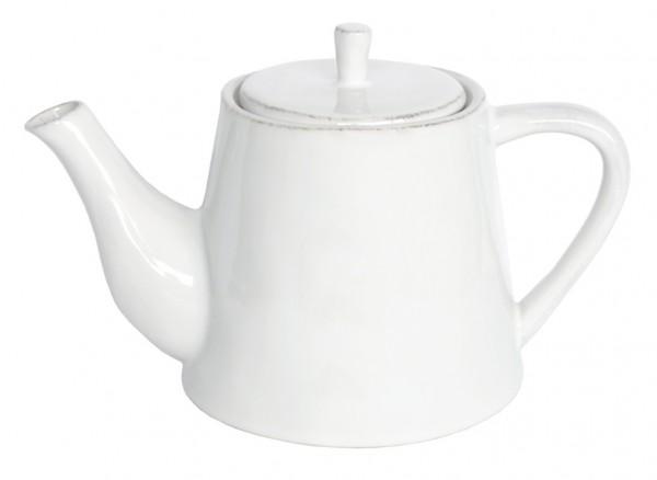 Costa Nova weiß Teekanne 1,0 L