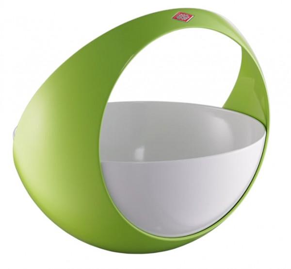 Wesco Spacy Basket Obstkorb limegreen