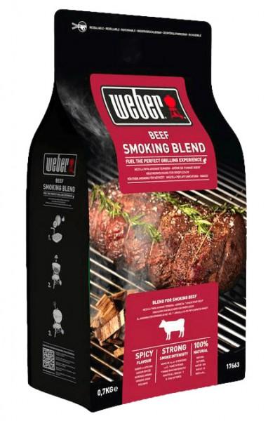 Weber Räucherchips-Mischung für Rindfleisch 0,7 kg