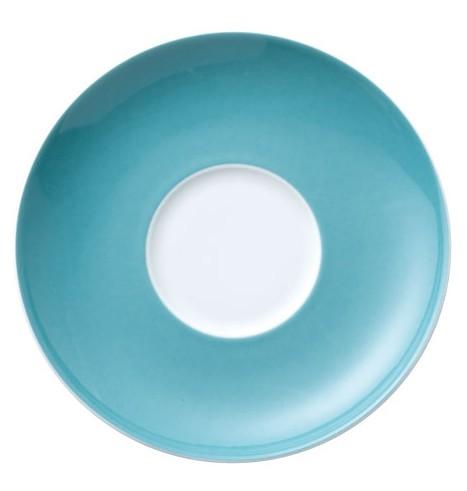 Thomas Sunny Day Turquoise Cappucino- / Jumbo Untertasse