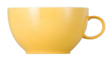 Thomas Sunny Day Yellow Cappucino Obertasse 0,38 L