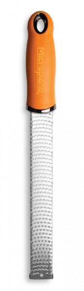 Microplane Premium Zester-Reibe orange