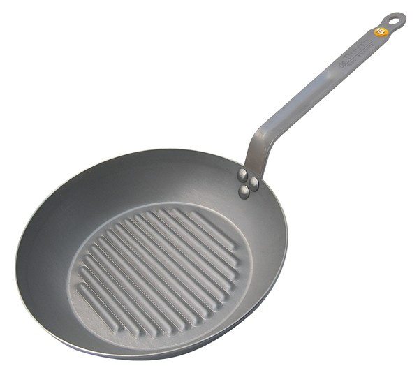 DeBuyer Mineral B Element Grillpfanne 32,0 cm