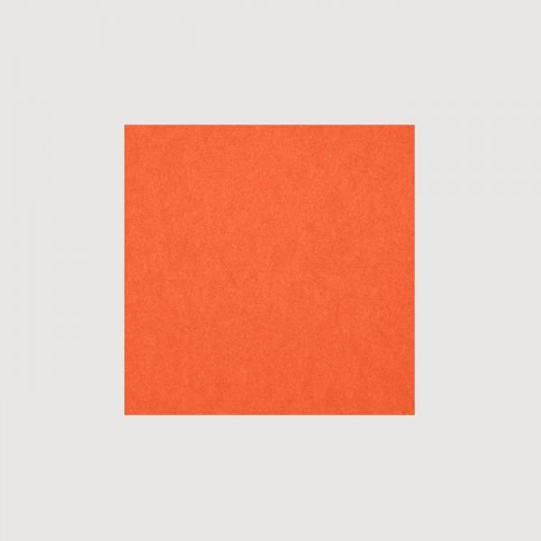 daff Fiberixx Untersetzer aus recycelten Plastikflaschen 10 x 10 cm orange