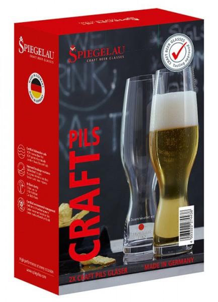 Spiegelau Craft Beer Glasses Craft Pils Glas 2er-Set