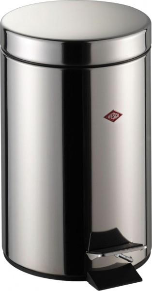 Wesco Kosmetik-Abfallsammler 3 Liter Edelstahl poliert