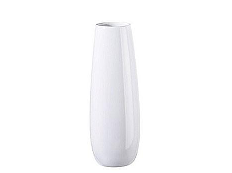 ASA Living Vase Ease weiß glänzend 25 cm