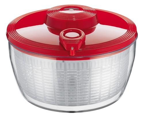 Küchenprofi Salatschleuder rot