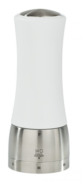 Peugeot Madras Salzmühle weiß 16 cm