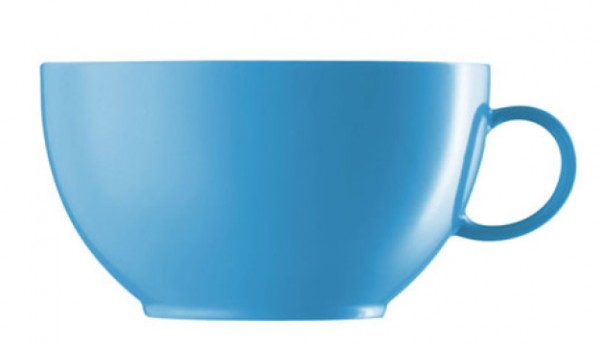 Thomas Sunny Day Waterblue Cappuccino Obertasse 0,38 L