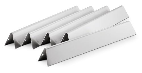 Weber Flavorizer Bars für Genesis E-300 Serie (ab 2011) Edelstahl