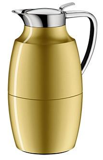 Alfi Pallas Isolierkanne Metall lackiert liquid brass 1,0 L