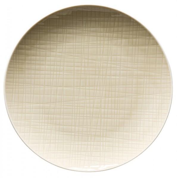 Rosenthal Mesh Colours cream Teller flach 21 cm