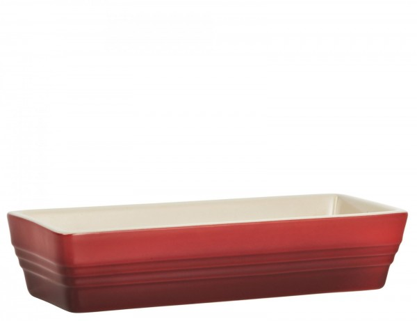 Le Creuset Auflaufform Klassik 7,5 x 19 cm kirschrot