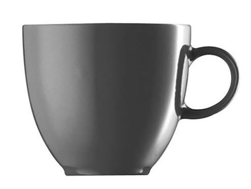 Thomas Sunny Day Grey Espresso- / Mokka Obertasse 0,08 L