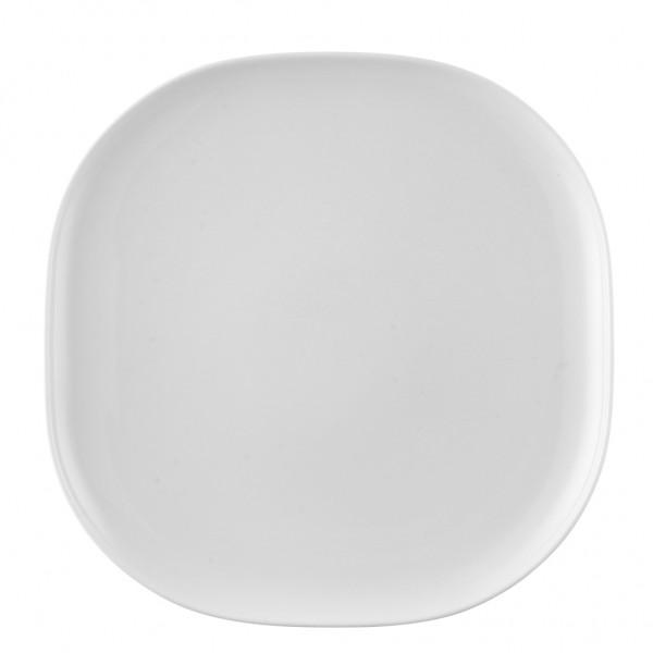 Rosenthal Moon weiß Platte 31 cm