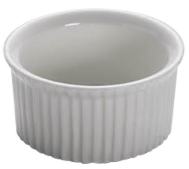 M&W White Basics Kitchen Ofenform 6,5 cm