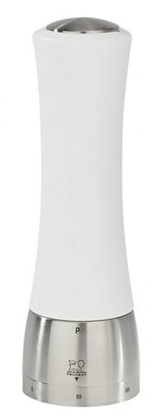 Peugeot Madras Pfeffermühle weiß 21 cm