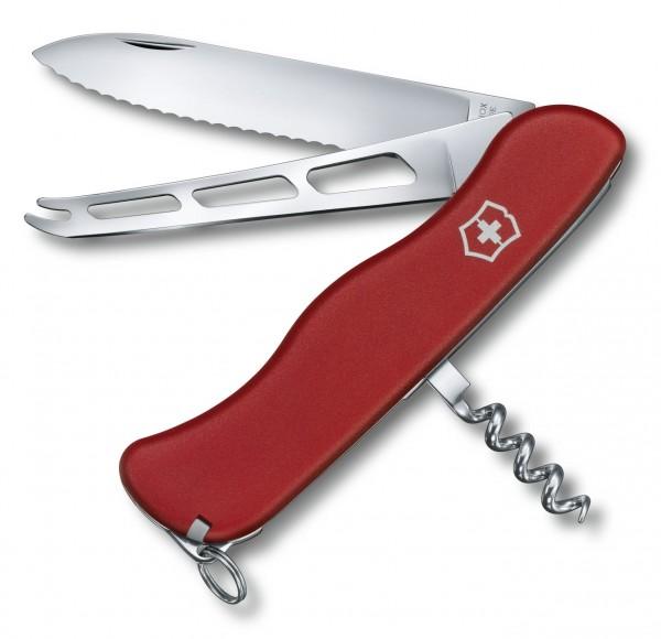 Victorinox Schweizer Käse-Taschenmesser rot
