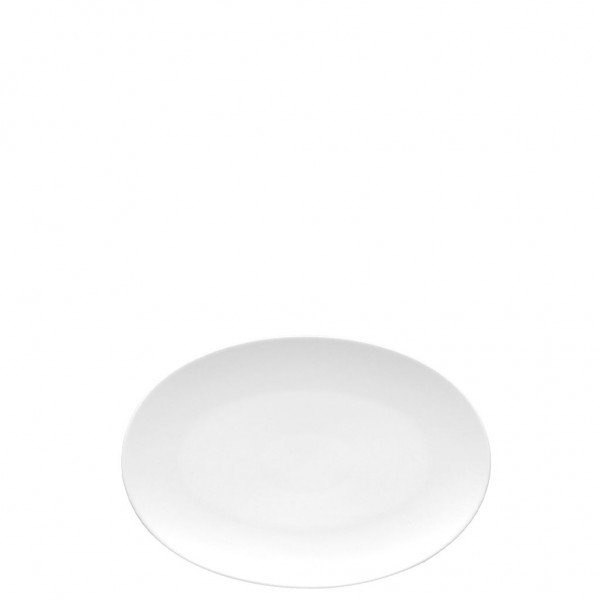 Rosenthal TAC Gropius weiss Platte 25 cm