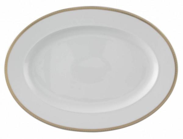 Rosenthal Ikarus Med. Meandere d´ Or Platte 34 cm