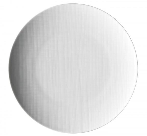 Rosenthal Mesh weiß Teller flach 30 cm