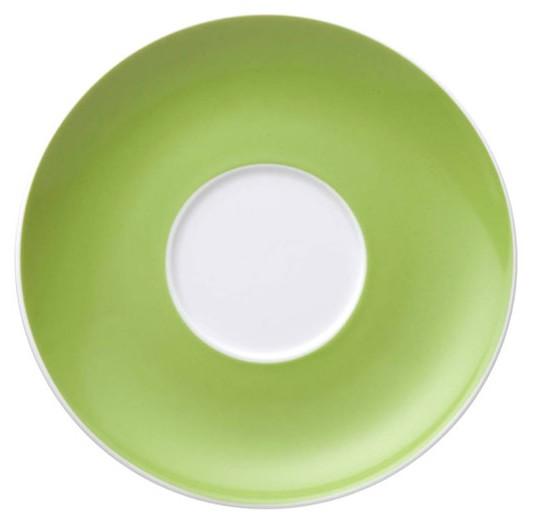 Thomas Sunny Day Apple Green Cappucino- / Jumbo Untertasse