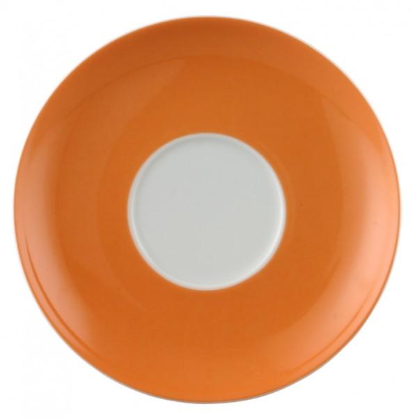 Thomas Sunny Day Orange Cappucino- / Jumbo Untertasse