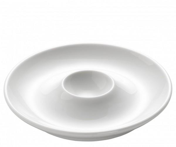 M&W White Basics Round Eierbecher