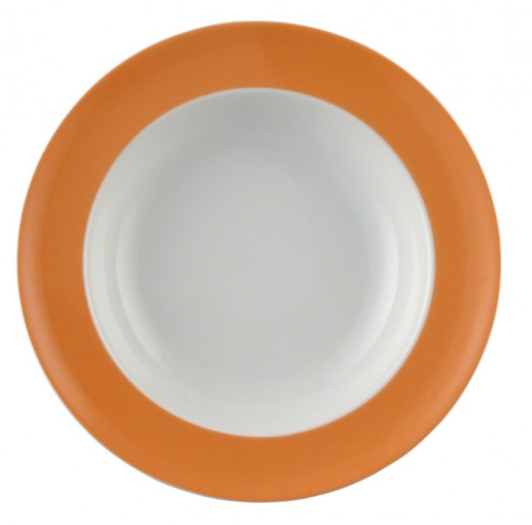 Thomas Sunny Day Orange Suppenteller 23 cm