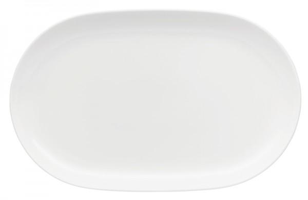 Arzberg Cucina weiss Platte oval 36,0 cm