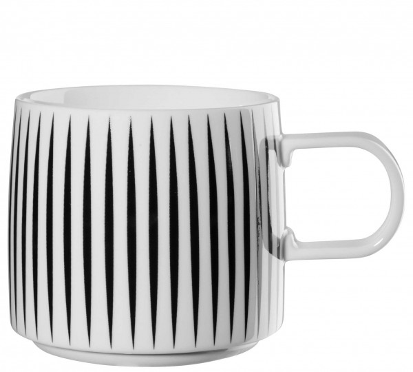 ASA Dining Henkelbecher MUGAmugs stripes 0,35 L